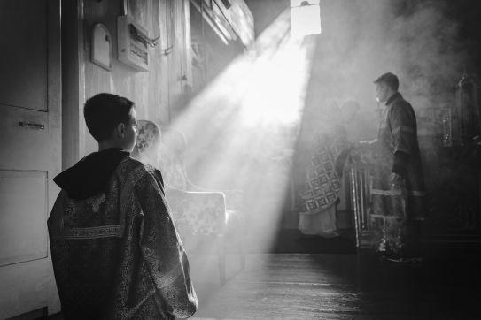 Wielkopostna Boska Liturgia