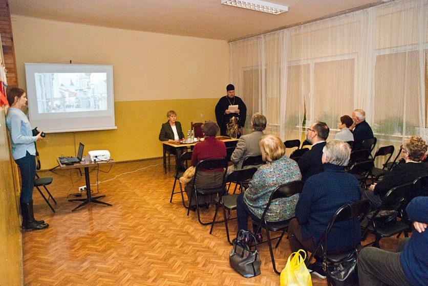 Spotkanie autorskie z A. Radziukiewicz w Sandomierzu