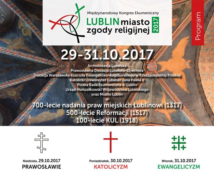 Lublin miasto zgody religijnej