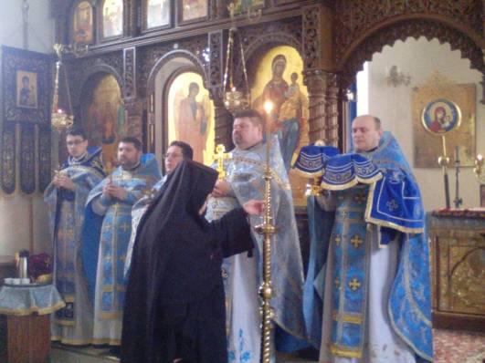 Rekolekcje duchowieństwa dekanatu zamojskiego w Turkowicach 2017 3