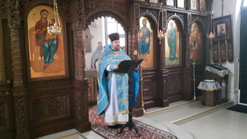 Rekolekcje duchowieństwa dekanatu zamojskiego w Turkowicach 2017 5