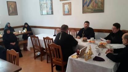 Rekolekcje duchowieństwa dekanatu zamojskiego w Turkowicach 2017 6