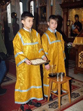 Święcenia kapłańskie diakona Michała Doroszkiewicza 7