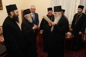Serbia - przekazanie relikwii 2018 3