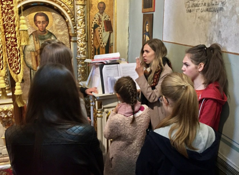 Chór dziecięcy lubelskiej katedry