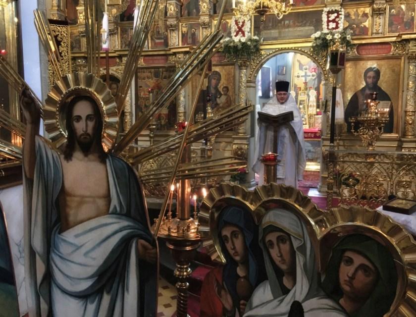 Kazanie na niedziele Niewiast Niosących Wonności do grobu Pańskiego