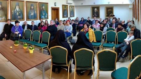 Trudy i radości monastycyzmy - spotkanie z Siostrami z Turkowic