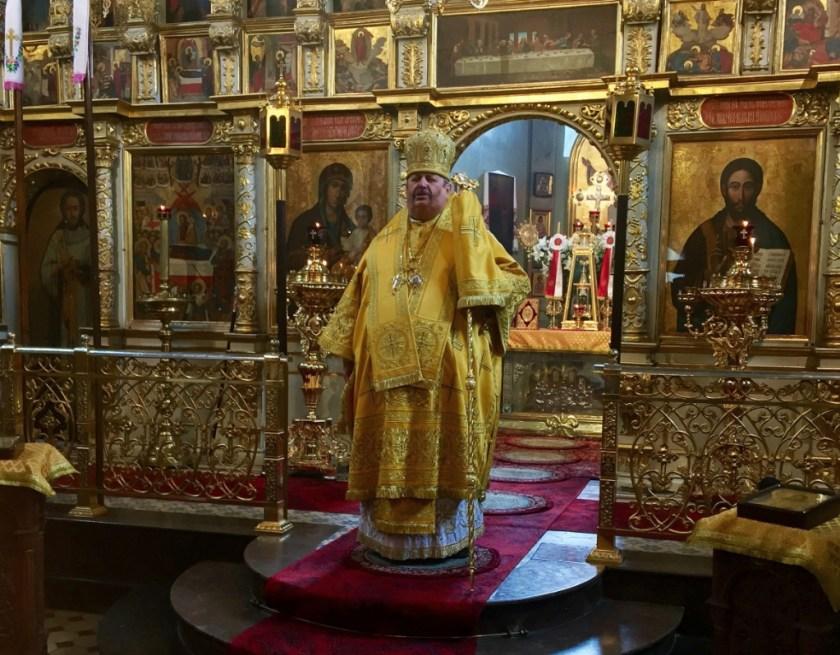 Kazanie na czwartą niedzielę głosi JE abp Abel
