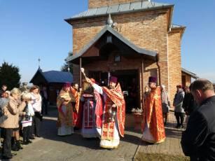Janówka - ku czci św. Dymitra 2018 6