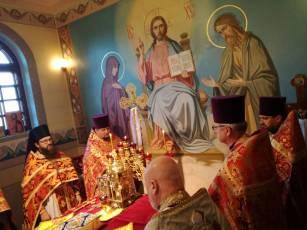 Janówka - ku czci św. Dymitra 2018