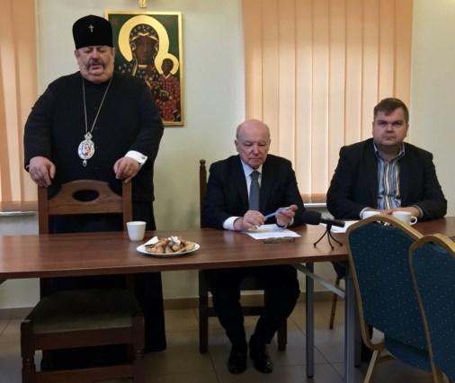 Wybory w lubelskim kole terenowym Bractwa CiM - słowo Władyki Abla