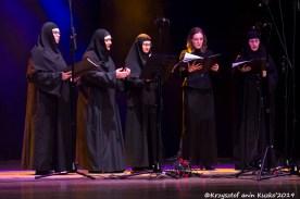 Chór Żeńskiego Monasteru Opieki Matki Bożej w Turkowicach
