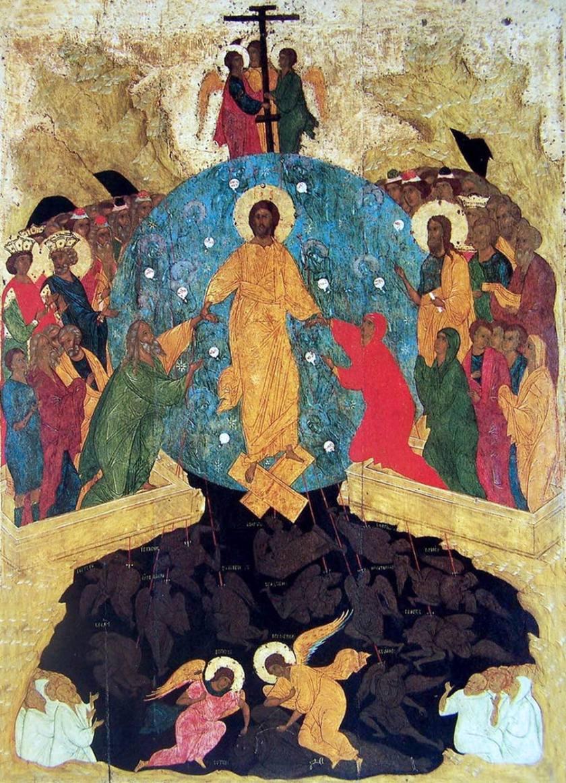 Ikona Zmartwychwstania Jezusa Chrystusa