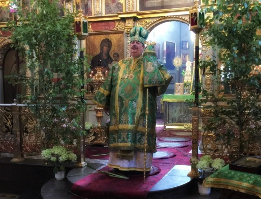 Kazanie na święto Zesłania Ducha Świętego