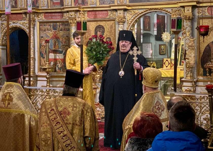 Niedziela Świętych Praojców - imieniny Władyki Abla