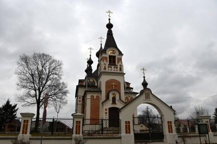 Cerkiew Opieki Matki Bożej w Sławatyczach