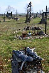 Cmentarz prawosławny w Nosowie