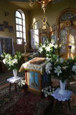 Cerkiew św. Michała Archanioła w Holeszowie