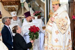 Święto parafialne w cerkwi św. Mikołaja w Zabłociu - 22 maja 2021 roku