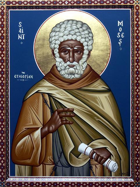 Sf. Moise negrul
