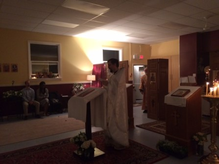 Pascha - Sermon of St. John Chrysostom