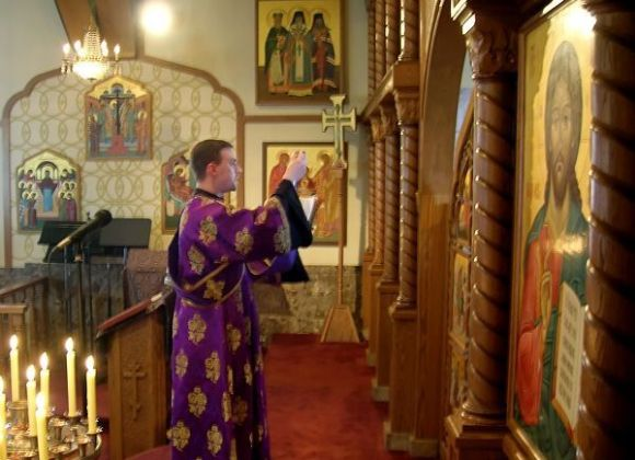 The Divine Liturgy – The Great Litany