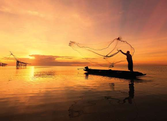 Marks of a good fisherman – (and disciple, too)
