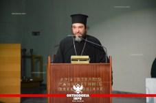 """ΟΡΘΟΔΟΞΙΑ INFO Ι Θεσσαλονίκη: """"Πάντρεμα"""" Εκκλησίας, θεολογίας και δημοτικής παράδοσης ξεσήκωσε το κοινό"""