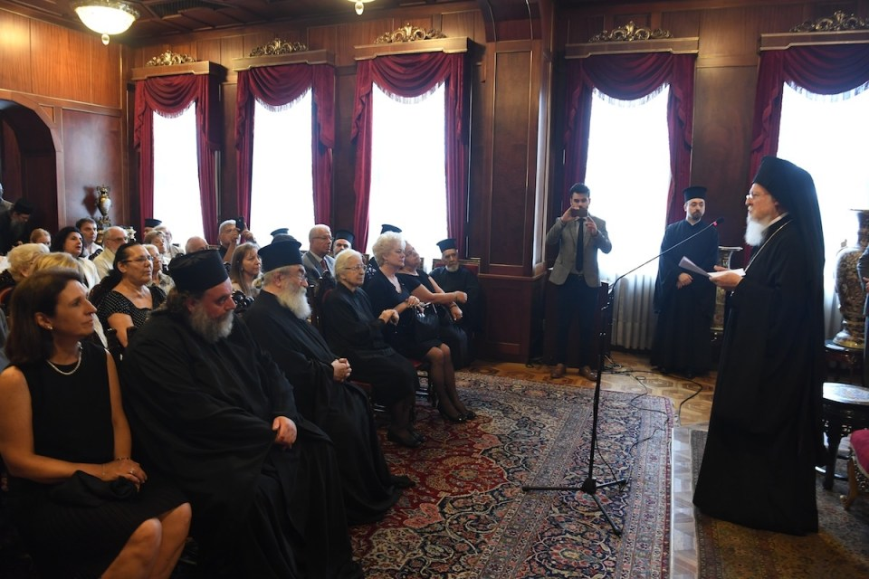ΟΡΘΟΔΟΞΙΑ INFO Ι Οικουμενικός Πατριάρχης: Αποφασισμένος να προχωρήσει σε επίλυση του Ουκρανικού