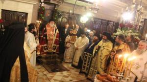 Κέρκυρα - Άγιος Σπυρίδωνας: Μέγας Πολυαρχιερατικός Πανηγυρικός Εσπερινός