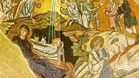 Ορθόδοξος Συναξαριστής 25 Δεκεμβρίου, Η κατά σάρκα γέννησις του Κυρίου Ιησού Χριστού