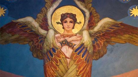 Ο ανθρώπινος νους βρίσκεται πάντοτε μεταξύ ενός αγγέλου και ενός δαίμονος