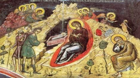 π. Βασίλειος Γιαννακόπουλος: Η γέννηση του Χριστού είναι το αιώνιο θαύμα, στο οποίο καμία φυσική εξήγηση δεν μπορεί να δοθεί