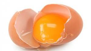 Ο κρόκος του αυγού μπορεί να εξαφανίσει τον λεκέ από....
