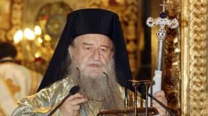 Μητροπολίτης Άνθιμος : Δεν συμφωνώ με τον Ιερώνυμο στο θέμα του διαχωρισμού κράτους-εκκλησίας