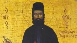 Ο Άγιος Εφραίμ της Νέας Μάκρης μυροβλίζει στην Μολδαβία, ΒΙΝΤΕΟ