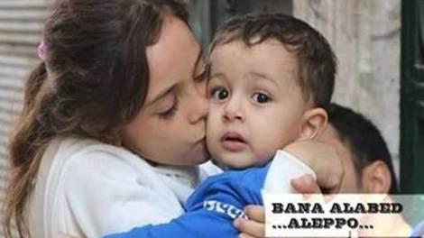 Συνταρακτικό γράμμα 7χρονης από το Χαλέπι: «Κύριε Τραμπ, κάνε κάτι για τα παιδιά της Συρίας»