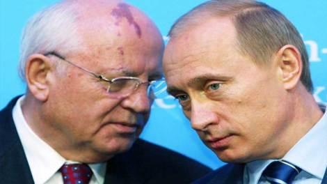 ΗΠΑ - Συμφωνία για τα πυρηνικά: Για λάθος μιλά ο Μιχαήλ Γκορμπατσόφ - Εξηγήσεις ζητά ο Πούτιν