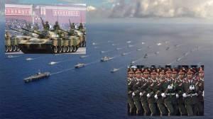 Κίνα εναντίον ΗΠΑ: Σε «κόκκινο συναγερμό» οι ένοπλες δυνάμεις