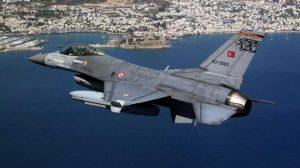 Παραβιάσεις   Συνέχισε και σήμερα τις προκλήσεις στο Αιγαίο η Τουρκία