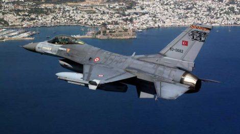 Παραβιάσεις | Συνέχισε και σήμερα τις προκλήσεις στο Αιγαίο η Τουρκία