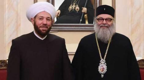 Συρία Πατριάρχης