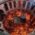Απάντηση του Πατριαρχείου Ιεροσολύμων για την τελετή αφής του Αγίου Φωτός