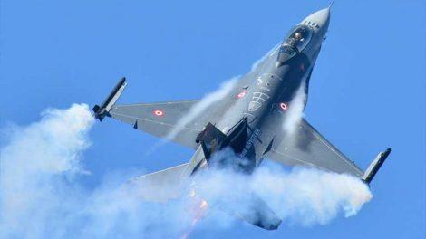 Αιγαίο : Υπερπτήσεις τουρκικών F-16 στα Δωδεκάνησα