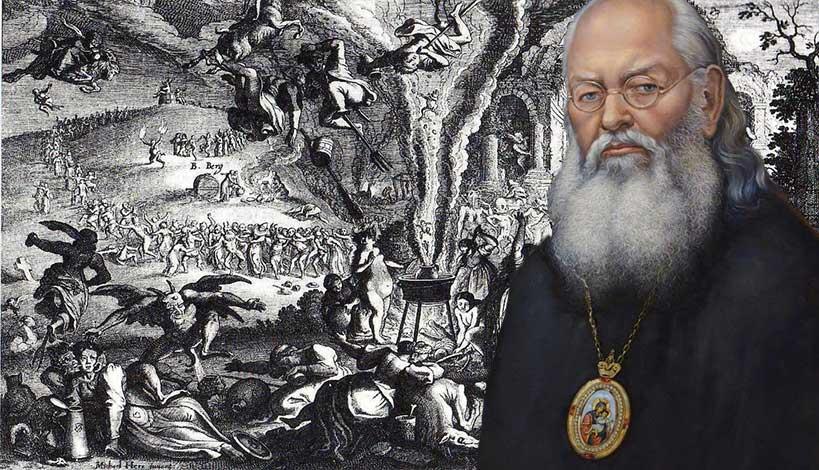 Άγιος Λουκάς ο Ιατρός: Στην στρατιά των πονηρών πνευμάτων υπάρχουν ανώτερα και κατώτερα τάγματα