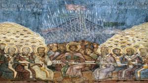 Εορτολόγιο 2021 – 13 Ιουνίου Αγίων 318 Πατέρων της Α' Οικουμενικής Συνόδου