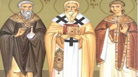 Ορθόδοξος συναξαριστής 16 Ιουλίου 2018, Άγιος Αθηνογένης επίσκοπος Πηδαχθόης και οι Δέκα Μαθητές του