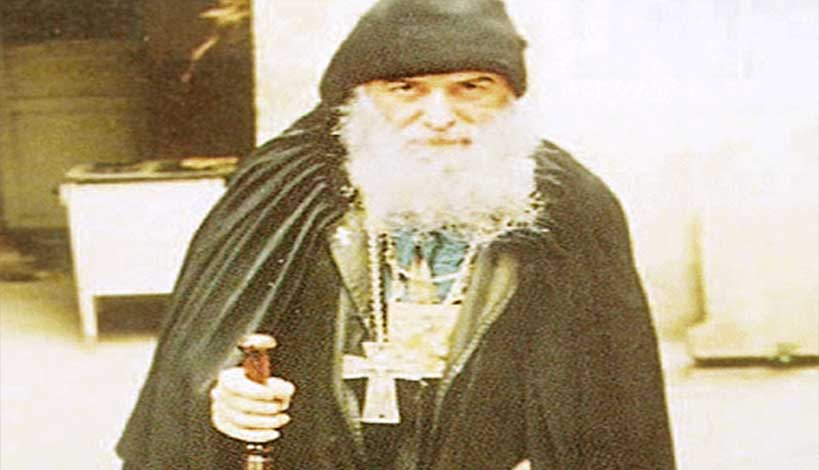 Άγιος Γαβριήλ ο δια Χριστόν σαλός : Αντίχριστος, χάραγμα, bar code ...