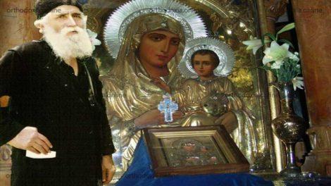Έλεγε ο άγιος Παΐσιος για την Παναγία