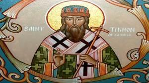 Ορθόδοξος Συναξαριστής 13 Αυγούστου 2018, Άγιος Τύχων Επίσκοπος Ζαντόνσκ